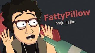 FattyPillow hraje s holkama flašku [ANIMATED]