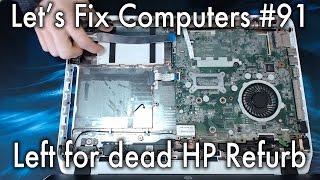 LFC#91 - Left for dead HP refurb