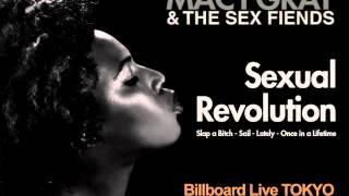 Macy Gray - Sexual Revolution medley (Tokyo 2012)