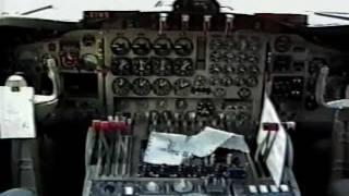 Lockheed L-188 Electra & Fokker F27-200 In BUR