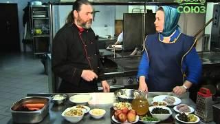 Кулинарное паломничество. Готовим морковные и свекольные котлеты в Свято-Даниловом монастыре(Выпуск от 21 апреля. В этот раз