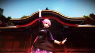 노래 : EVO+ - トキヲ・ファンカ [sm27248173] 모델 : TDA Asian Fusion...