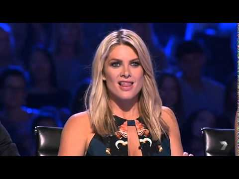 The X Factor Australia 2014 Auditions - Soul Cutz