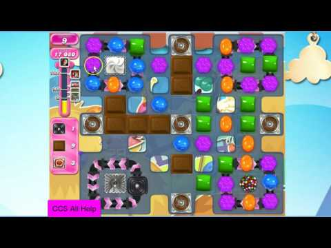 Candy Crush Saga Level 2449 NO BOOSTERS Cookie