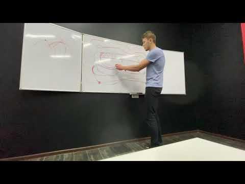 Картинг, Павел Кузьминов о траекториях в Monza Karting