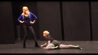 USU Miscast Cabaret: Dead Girl Walking- Heathers The Musical Rachael Hodge & Bryson LaBar