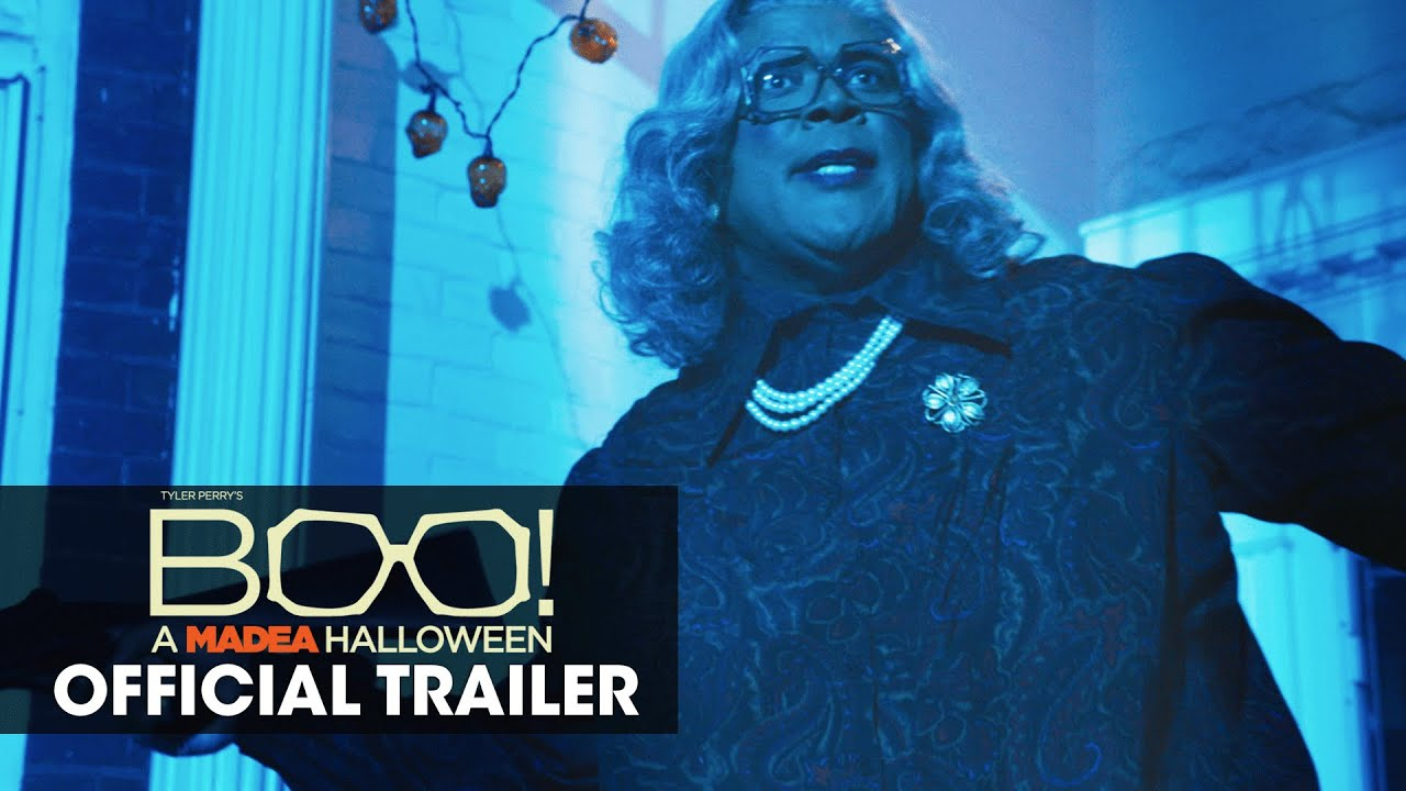 Boo! A Madea Halloween (2016 Movie U2013 Tyler Perry) U2013 Official Teaser Trailer    YouTube