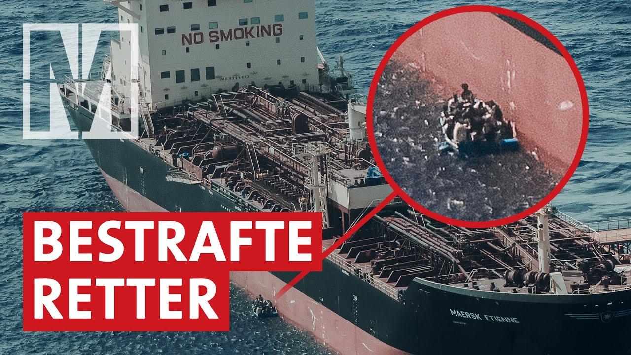 EU-Flüchtlingspolitik: Handelsschiffe als Geiseln?