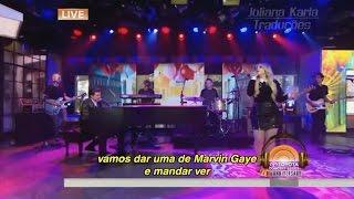 "Charlie Puth (feat. Meghan Trainor) - ""Marvin Gaye"" | Legendado em Português"