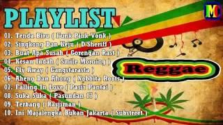 Play List Lagu Reggae Terpopuler 2016 | Musik Reggae 2016