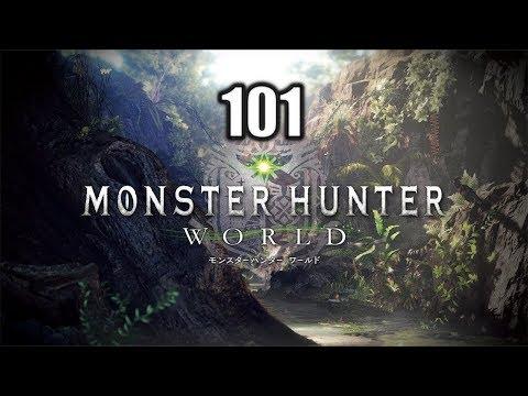 Monster Hunter World 101 - Türkçe - Charge Blade Rehberi (Canlı Yayından)