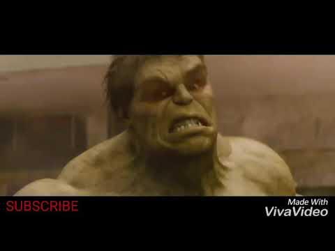 Hulk VS Iron Man (Despactio..)
