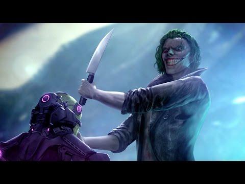 """Injustice 2: Joker """"Multiverse"""" Ending! (Arcade Ladder Character Ending)"""
