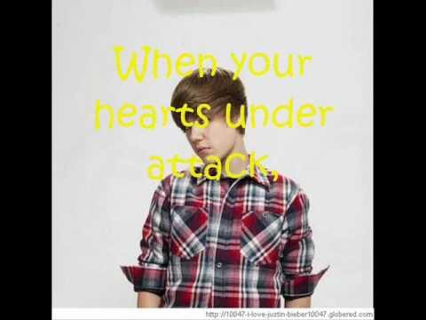Justin Bieber FT Jade smith - Never Say Never (Lyrics On screen)