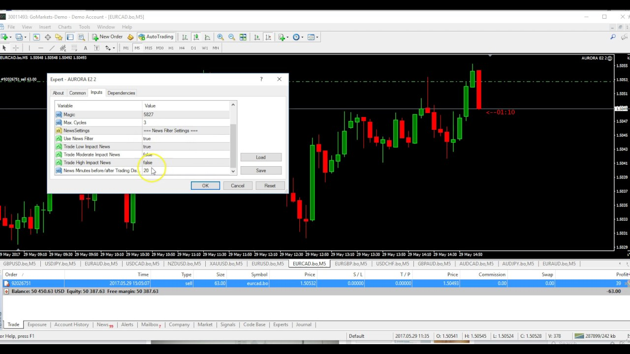 Money management binary options xls