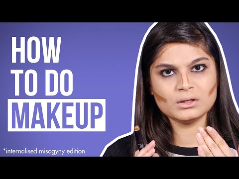 How To Do Makeup Ft. Srishti | BuzzFeed India