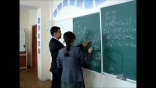 Фрагмент урока в 7С классе НИШ.wmv