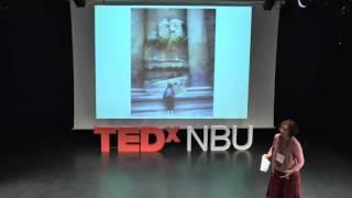 TEDxNBU - Mariana Melnishka - Understand yourself by understanding different cultures