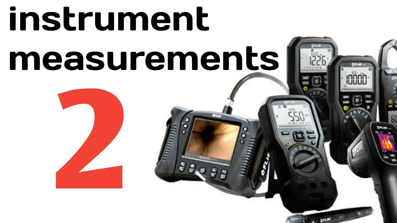 Instrument and measurements 2 | MCQ