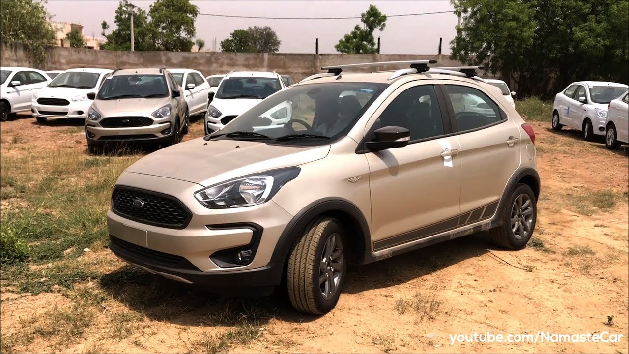 Ford Freestyle Titanium Plus Ka Active  Real Life Review