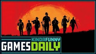 Red Dead Redemption 2 Cometh - Kinda Funny Games Daily 10.25.18