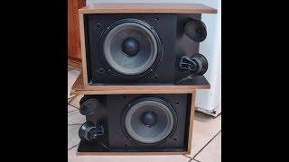 Bose 301 Series III Speakers works sound