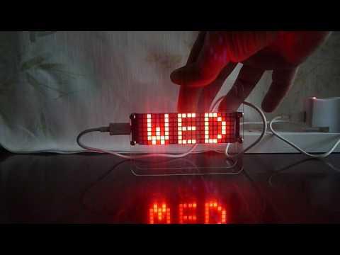 Banggood DIY Multifunctional Programmable Display Digital Alarm Clock Kit