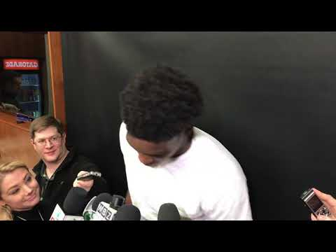 'He's going to be a beast': Boston Celtics rookie Robert Williams impresses against Anthony Davis, Pelicans