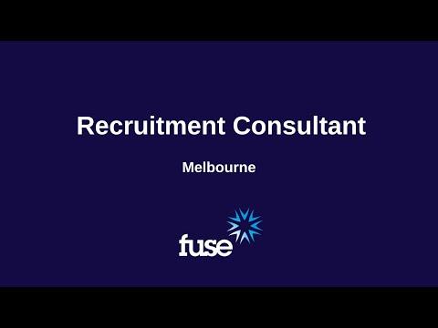 Recruitment Consultant - Manufacturing, Melbourne