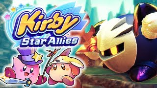 Meta Knight! | 06 | KIRBY STAR ALLIES