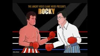 Rocky - Sega Master System - Angry Video Game Nerd - Episode 16 (Original Version) Reupload