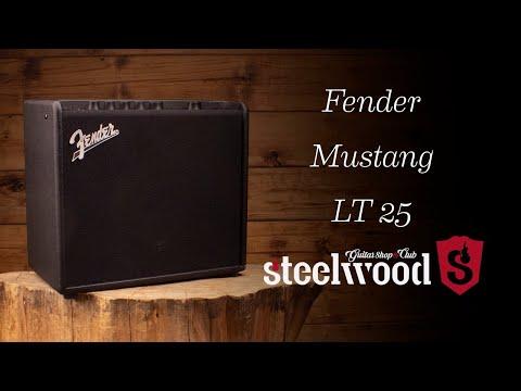 Sencillo de usar | Fender Mustang LT25