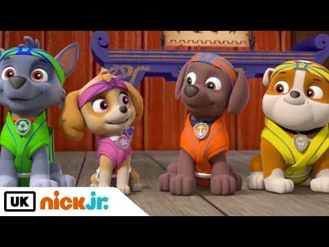 Paw Patrol | Pup-Fu | Nick Jr. UK