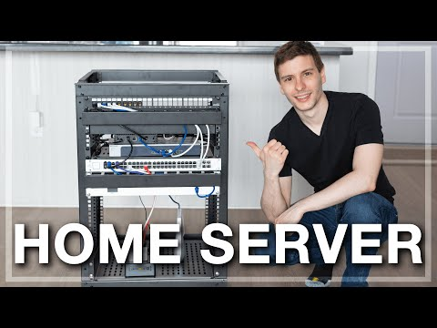 I Built A Home Server Rack! (And How You Can Too)