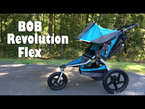 BOB Revolution Flex Stroller Review