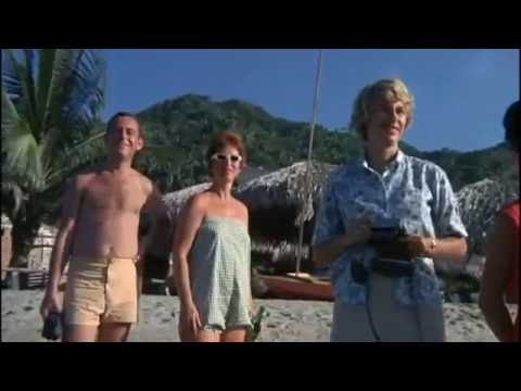 ON THE TRAIL OF THE IGUANA – Vintage behind-the-scenes documentary filmed in Puerto Vallarta