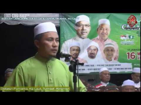 """(LIVE) Ceramah Isu Semasa """"PAS Pilihanku""""- 16 Mac 2017"""