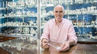 Inside London's Secret Silver Vaults: STORE CRAZY