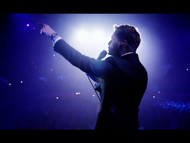 グラミー賞受賞のシンガー・ソングライターに迫る!映画『Michael Buble/マイケル・ブーブレ-TOUR STOP 148』予告編