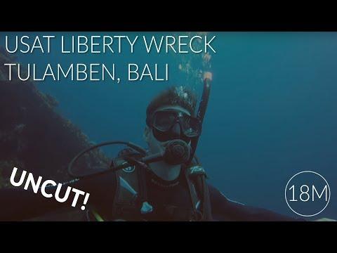 SCUBA Diving - USAT LIBERTY WRECK @ BALI [UNCUT]