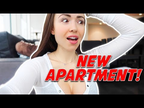 WE'RE MOVING!! (NEW APARTMENT)
