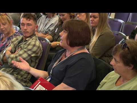 The Welsh Autism Show Cardiff: Expert Question and Answer Panel