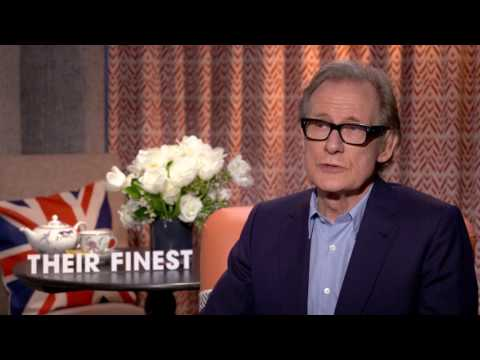 Bill Nighy Has a Spectacular Singing Voice in THEIR FINEST