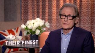Bill Nighy Has a Spectacular Singing Voice in THEIR FINEST streaming