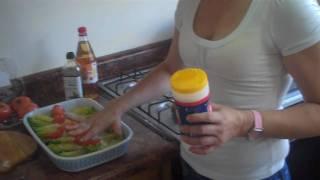 Receta Ensalada de Lechuga, Tomate y Cebolla - MAMALEO TV - #2