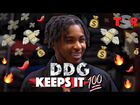Keep it 100 ft. DDG