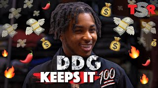 Keep it 100 ft. DDG