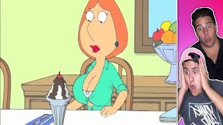 Try Not To Laugh Challenge! Lois Has Ice Cream!