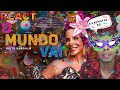 Ivete Sangalo - O Mundo Vai  React - Rafaelnoriegui