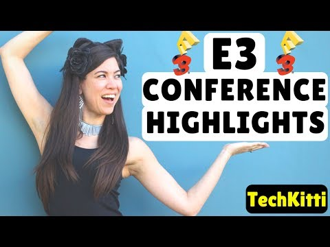 E3 2016 Conference Expo: Best Moments & Highlights of Event & Trip